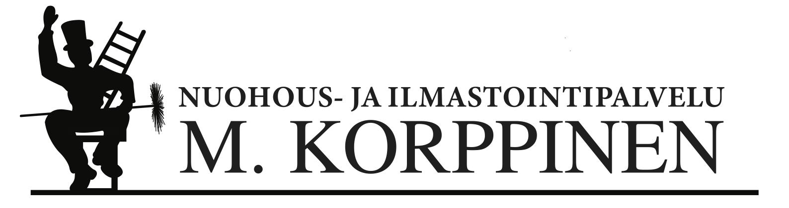 M. Korppinen Nuohous - ja ilmastointipalvelu
